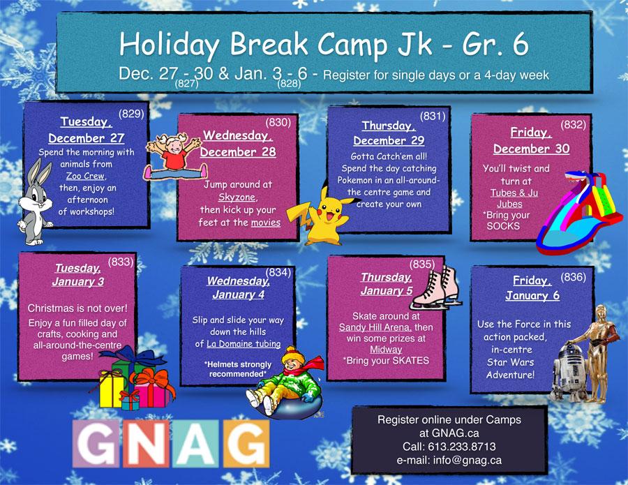 Holiday-break-Camp-2016-17