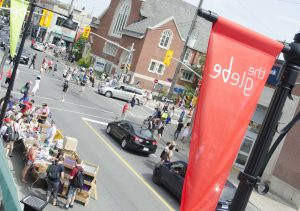 Shops in the Glebe are now allowed to open on an additional six statutory holidays.