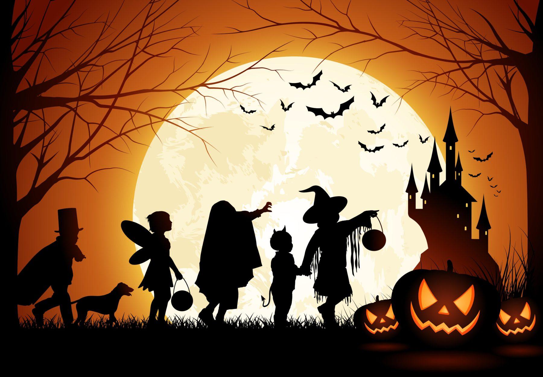 Happy Halloween in the Glebe
