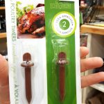 Grab yourself a Pop-Up Turkey Timer for your Christmas dinner.