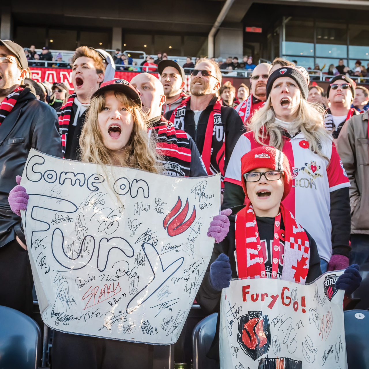 Fury FC bring the beautiful game home to the Glebe