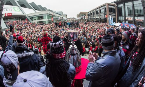 Road to the Grey Cup starts Sunday in the Glebe