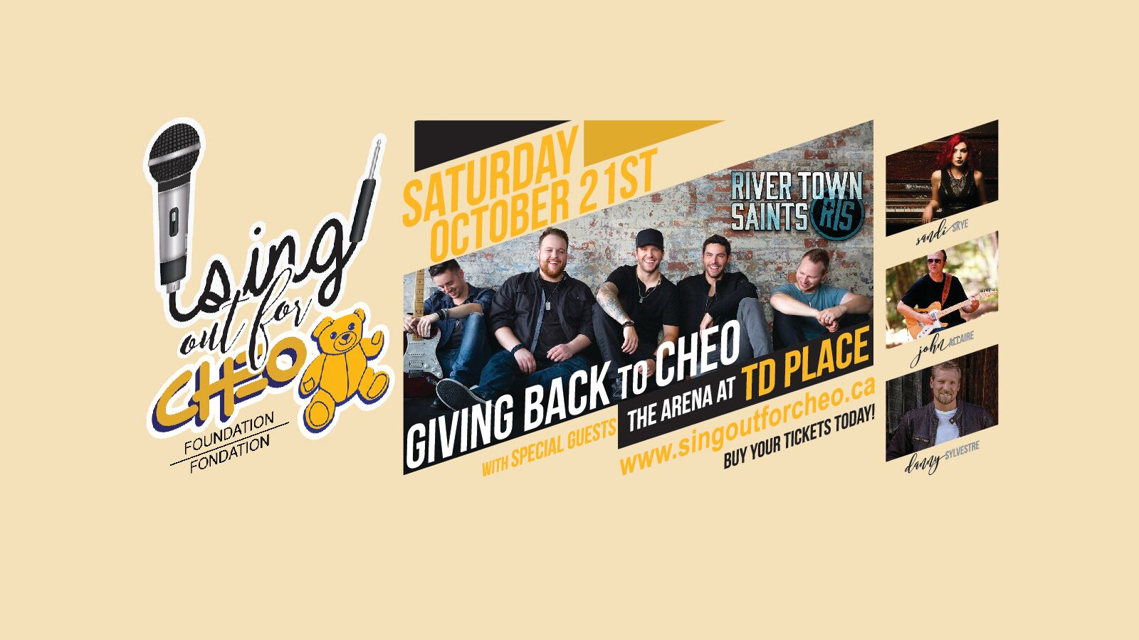 Sing Out for CHEO