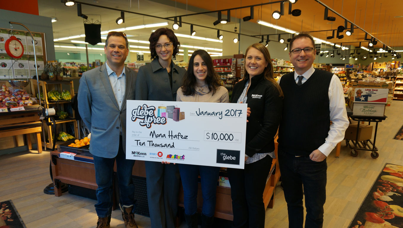 More prizes, more cash to win in this year's Glebe Spree