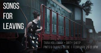 Pints & Quarts Live Music Series - Dirty Sheep and Tara Holloway