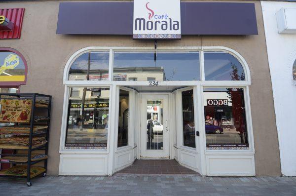 Cafe Morala