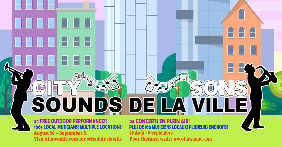 City Sounds brings free live concert to the Glebe this weekend