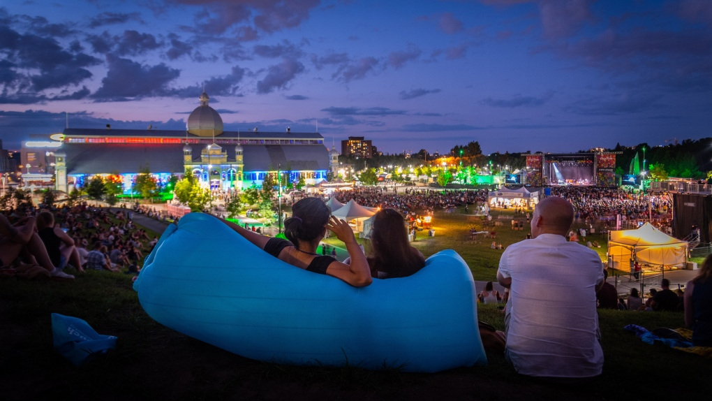 Fall Festivals, CityFolk and Bluesfest, are back at Lansdowne